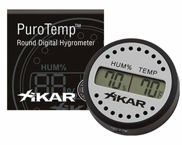 Xicar Digital Hygrometer